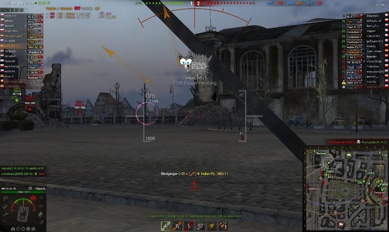 world of tanks artillery pov mod