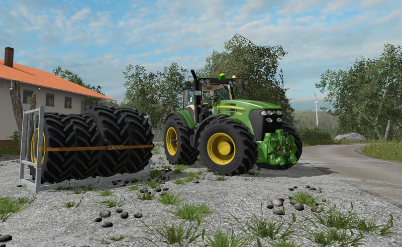 FS 15: John Deere 7930 v Final 7000er Mod für Farming Simulator 15