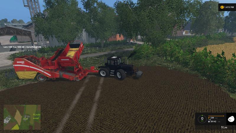 FS 15: grimme SE260 v 1 0 Other Implements Mod für Farming