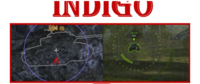 Indigo-mod