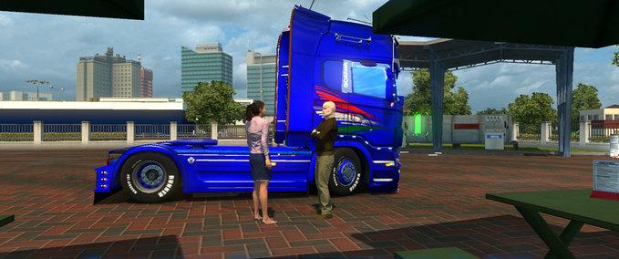 Scania-megastore