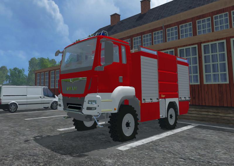 Ls 15 Tankl 246 Schfahrzeug 24 48 V 1 0 Feuerwehr Mod F 252 R Landwirtschafts Simulator 15