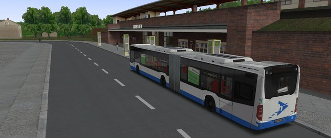 Omsi Quot Busse Bus Skins Mods F 252 R Omsi 2 Quot Modhoster De