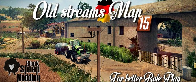 Old-streams-map