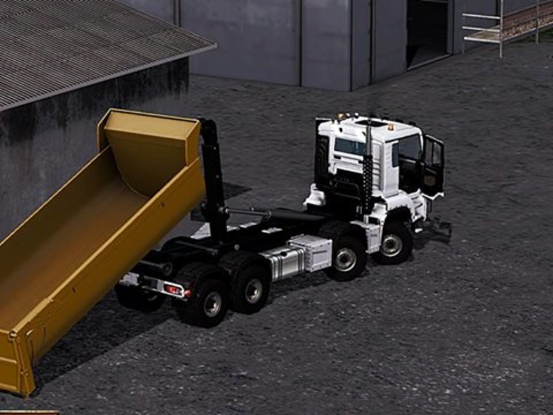 FS 15: MAN 8x8 HKL and HKL trailer v 1 0 MAN Mod für Farming