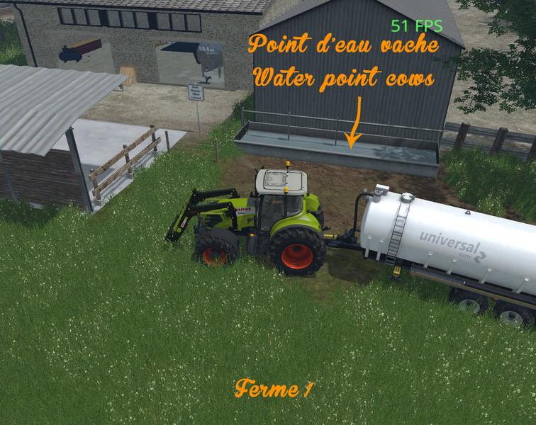 FS 15: Cantal v 1 3 1 Maps Mod für Farming Simulator 15