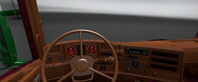 Scania-rjl-brown-interior