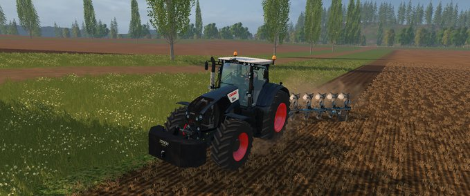 Textur-claas-axion-850-black-edition