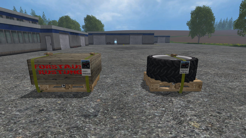 fs 15 twin tires snow chains pack steyr 8130 sk2 v 1 0. Black Bedroom Furniture Sets. Home Design Ideas