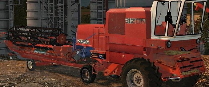 Bizon-z056-fortschritt