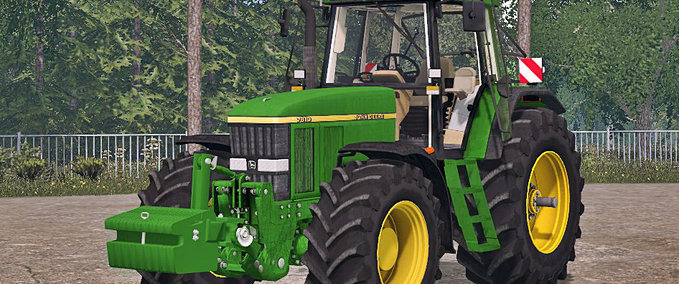 John-deere-7810-washable