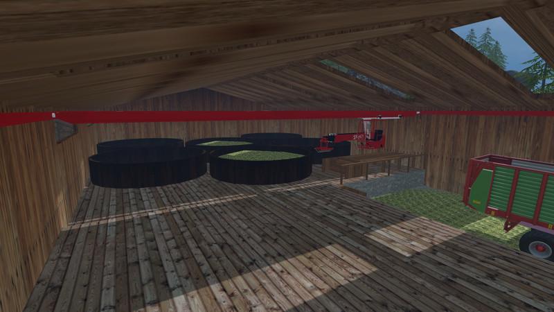 ls 15 hochsilo halle mit heukran v 1 0 geb ude mit. Black Bedroom Furniture Sets. Home Design Ideas