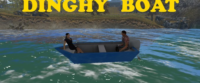 Dinghy-boat