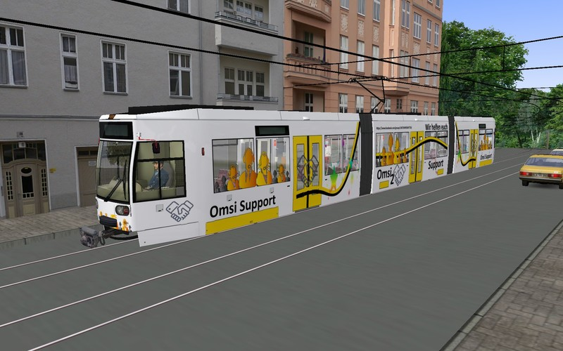 omsi: Omsi2Support Tram v 1 0 Others Mod für OMSI 2