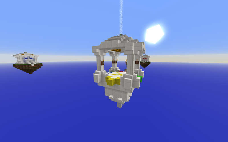 Minecraft: Bedwars Map v 1.2 (Mit Beta Shop System) Maps Mod ...