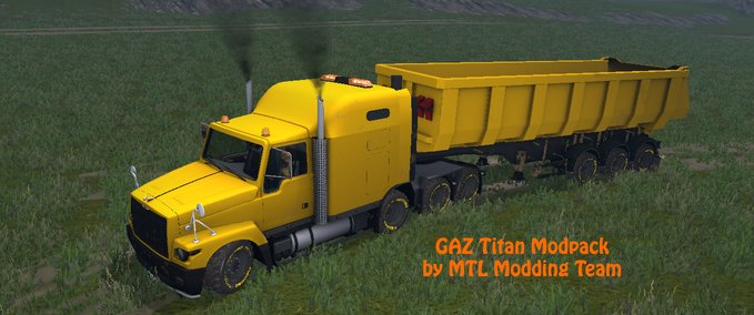 Gaz-titan-modpack