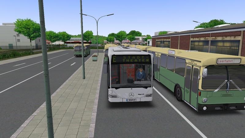 omsi: Update-Neuendorf v 2 0 Fictional Maps Mod für OMSI 2
