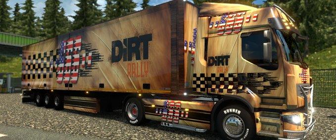 Rally-trailer