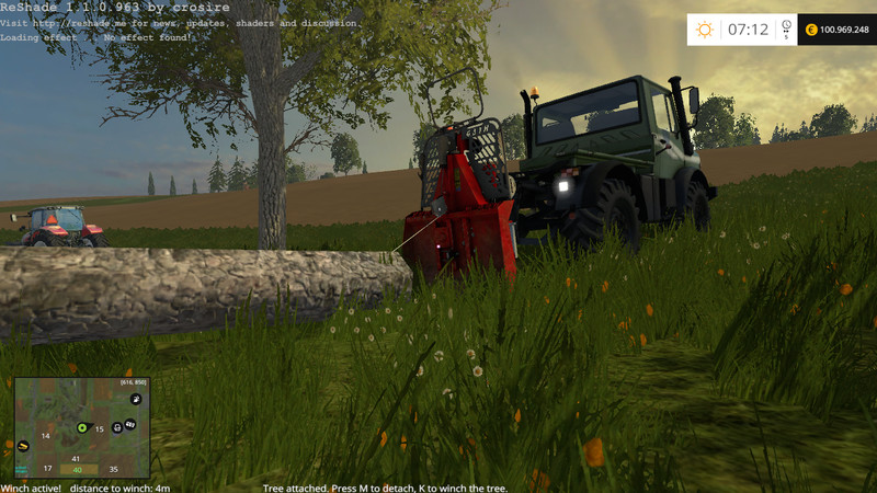 FS 15: functional forestry winch - krpan winch (beta) v 2 0 Beta