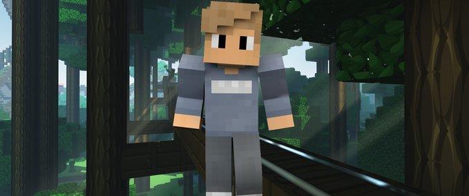 Minecraft Sweet Boy V Skins Mod Für Minecraft Modhostercom - Kleine skins fur minecraft