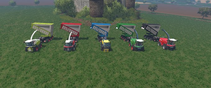 Silagetransportanhanger