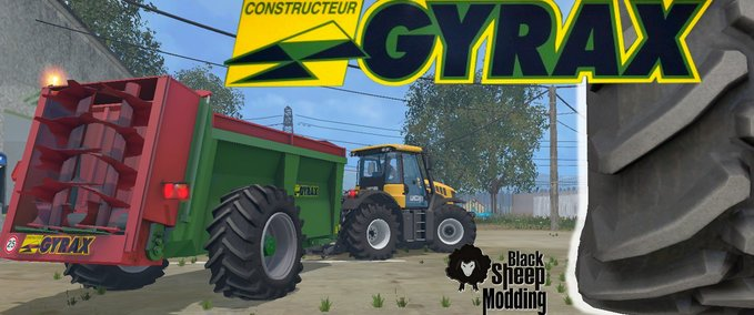 Manurespreaders-gyrax-ebmx-155