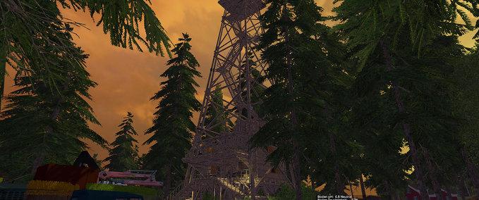 Waldbrandwache