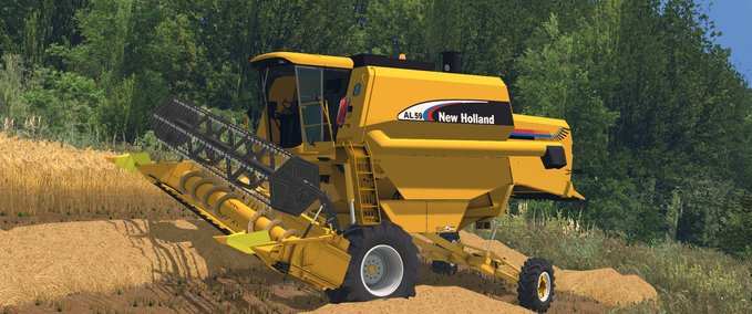 New-holland-al-pack-autoleveling-combines