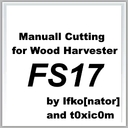 Manual-cutting-for-wood-harvester-fs17