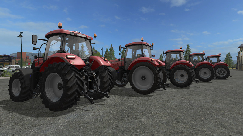 FS 17  Case IH PUMA 160 v 1.1.1 Case Mod für Farming Simulator 17 5ca490b227e