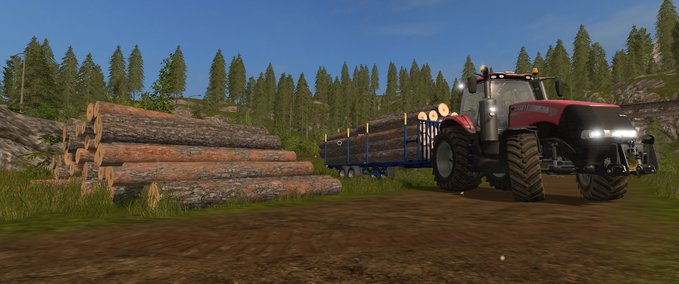 Log-trailer-customizable-fs17