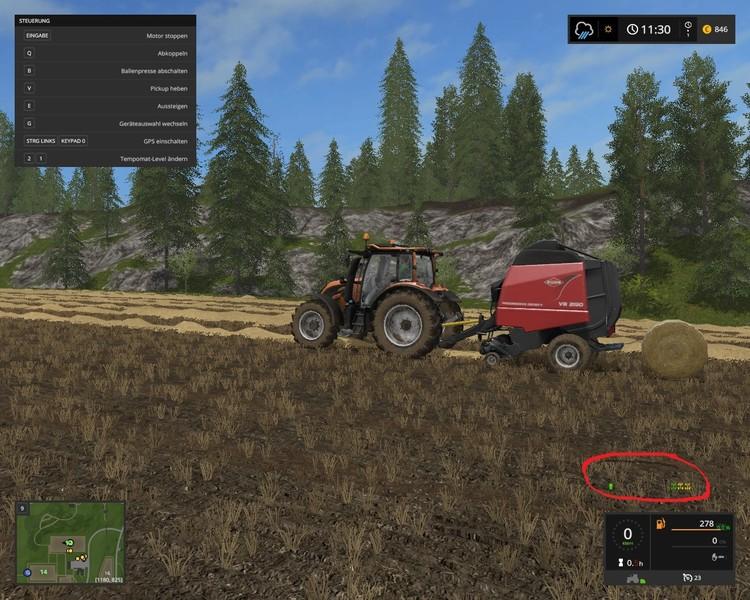 LS 17: driveControl v 4.10 Scripte Mod für Landwirtschafts Simulator 17