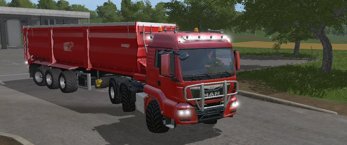 Man-truck-agro
