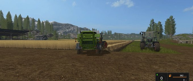 Claas-quadrant-2200-rc