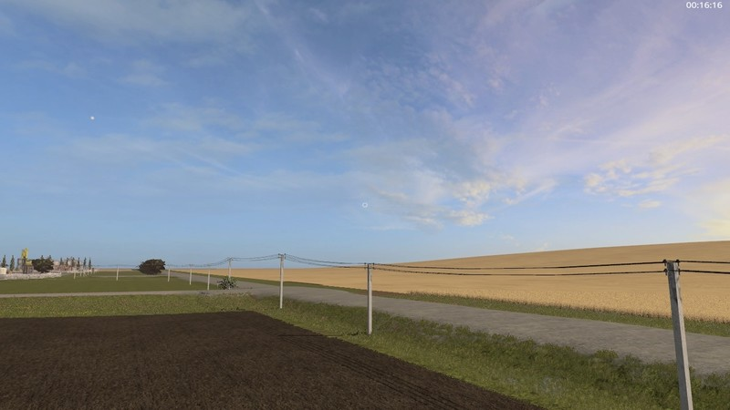 FS US HILL V Maps Mod Für Farming Simulator - Fs 17 us map