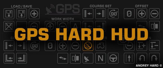 Gps-hard-hud-mod