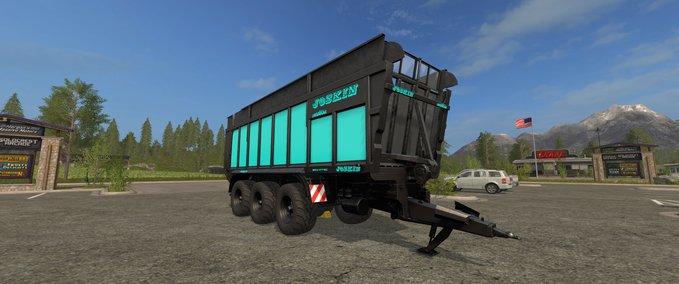 Joskin-drakkar-8600-blue-black-edition