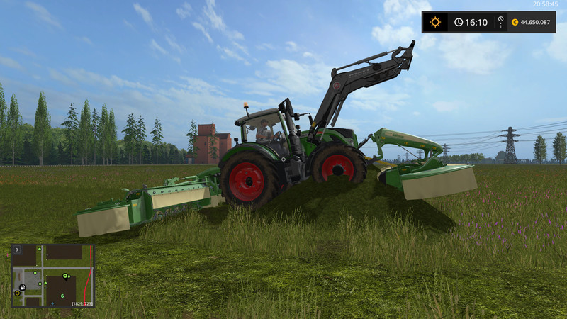 FS 17 Canadian National Map v 30 Maps Mod fr Farming Simulator 17