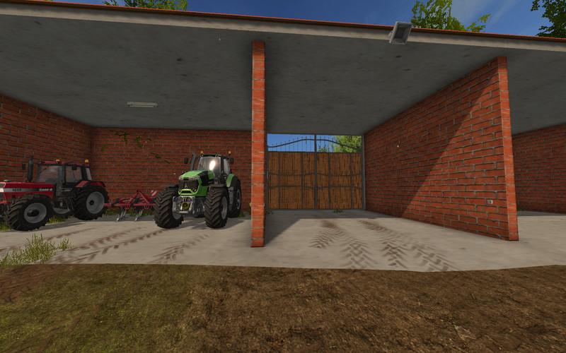 Ls 17 Halle V Halle V0 2 Geb 228 Ude Mod F 252 R Landwirtschafts