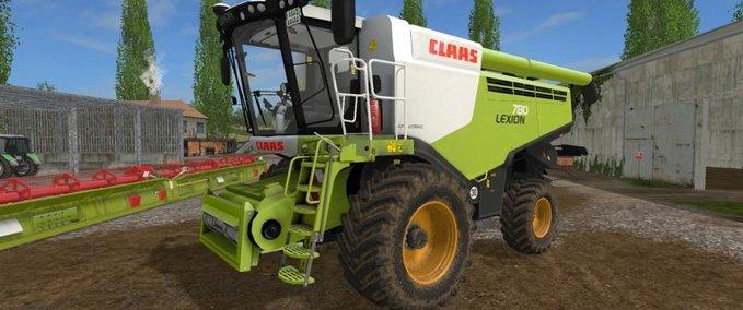 Claas-lexion-780-headers