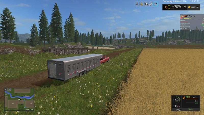 FS 17: AutoDrive v 1 1 0 Scripts Mod für Farming Simulator 17