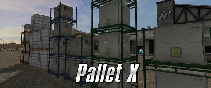Pallet-x