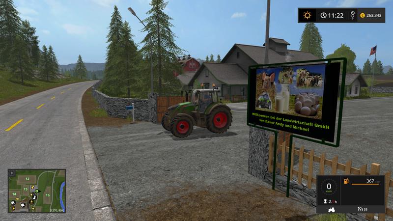 FS 17: Rocky Mountains v 1 7 Maps Mod für Farming Simulator 17