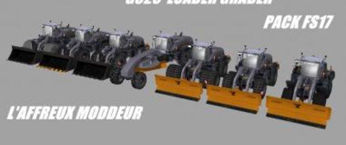 Lizard-g520-loader-grader-pack