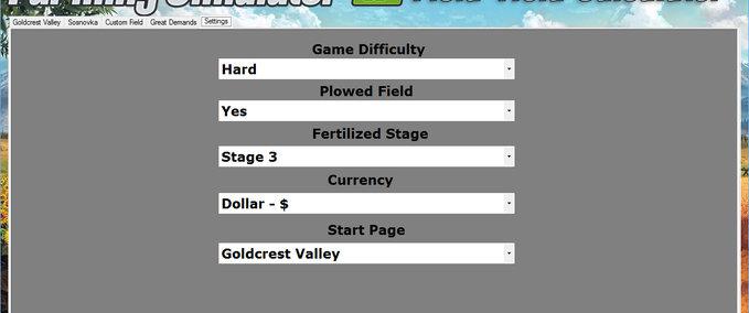 Field-yield-calculator