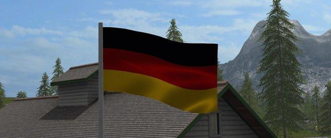 Deutsche-fahne