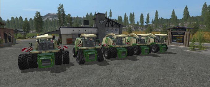 Krone-bigx-700-1100