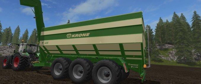 Krone-tx430