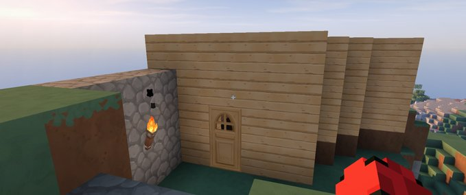 Minecraft-survival-map