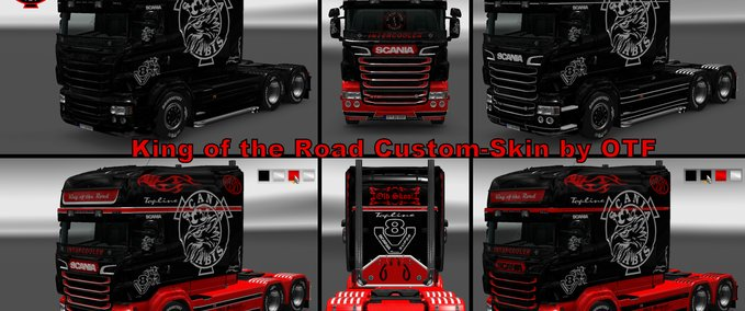 King-of-the-road-custom-skin